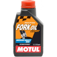 Fork Oil Expert medium/heavy 15W Масло вилочное 1л Motul 105931