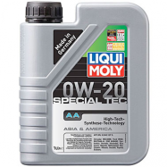 0W-20 НС-синтетика моторное масло Special Tec AA SN, ILSAC GF-5 (1л) Liqui moly 8065