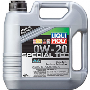 0W-20 НС-синтетика моторное масло Special Tec AA SN, ILSAC GF-5 (4л) Liqui moly 8066