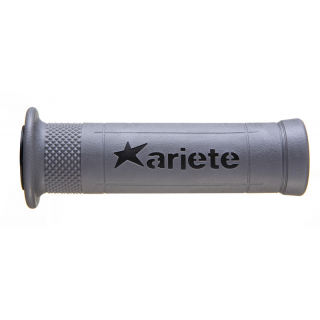 02642-NG грипсы 2шт ARIRAM ROAD GRIPS BLACK-GREY Ariete