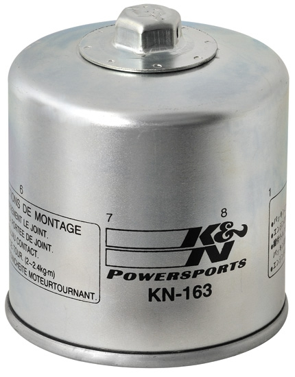 K/&N Oil Filter KN-163
