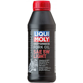 Масло для вилок Liqui Moly Fork Oil Light 5W 0,5л
